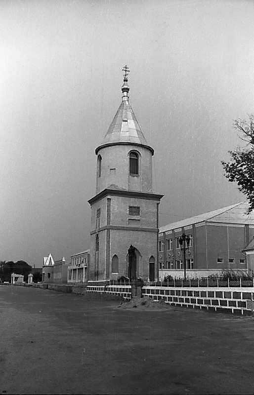 1992 р. Дзвіниця. Вигляд зі сходу