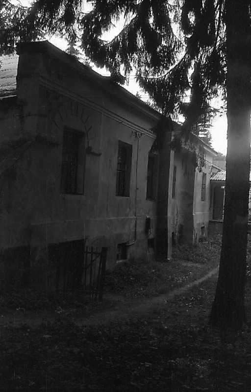 1992 р. Фрагмент південного фасаду.…