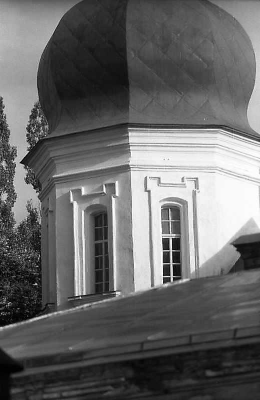 1993 р. Барабан верху. Вигляд з північного заходу