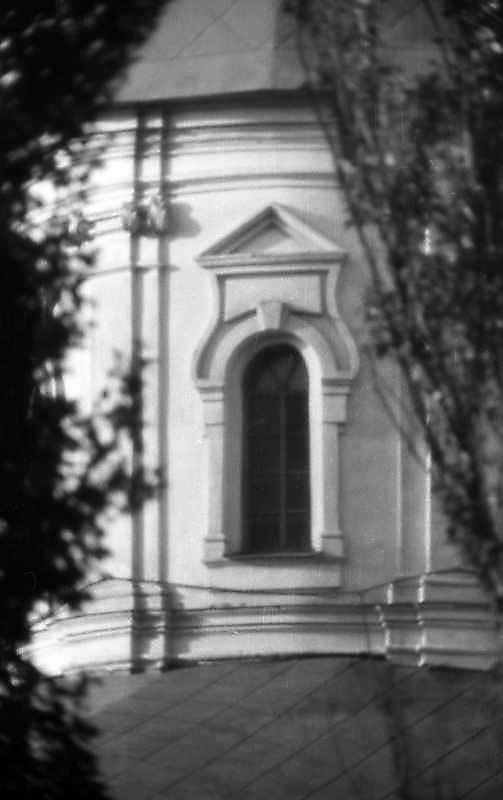 1993 р. Барабан купола. Вигляд з півдня
