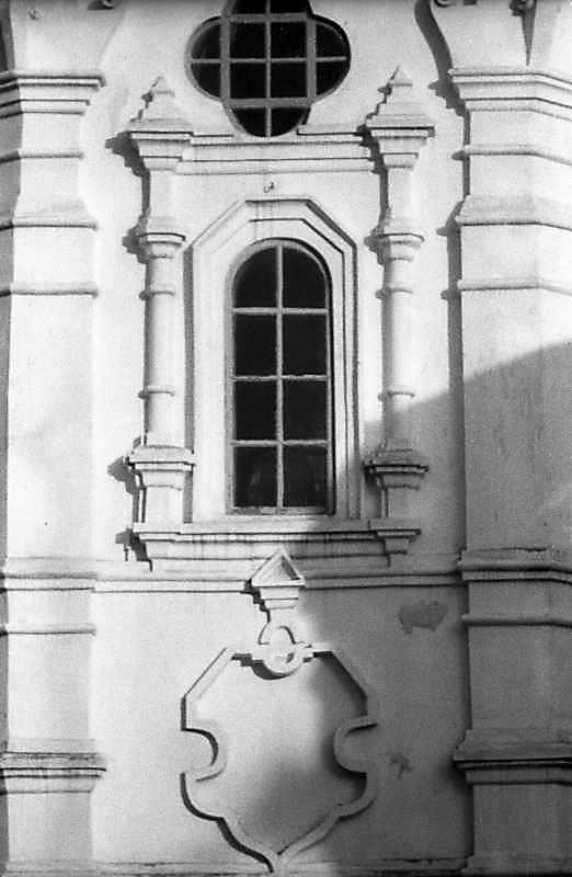 Вікно північної грані північного рамена
