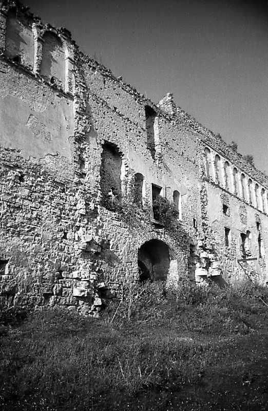 1993 р. Брама у південній стіні.…