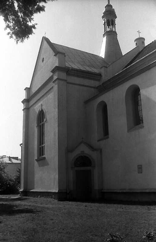 1993 р. Північний фасад. Вигляд з…