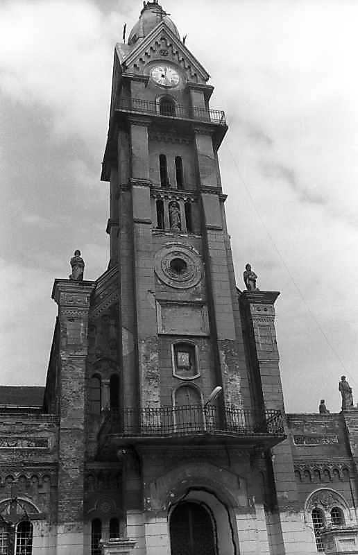 1993 р. Башта. Вигляд з позиції С3