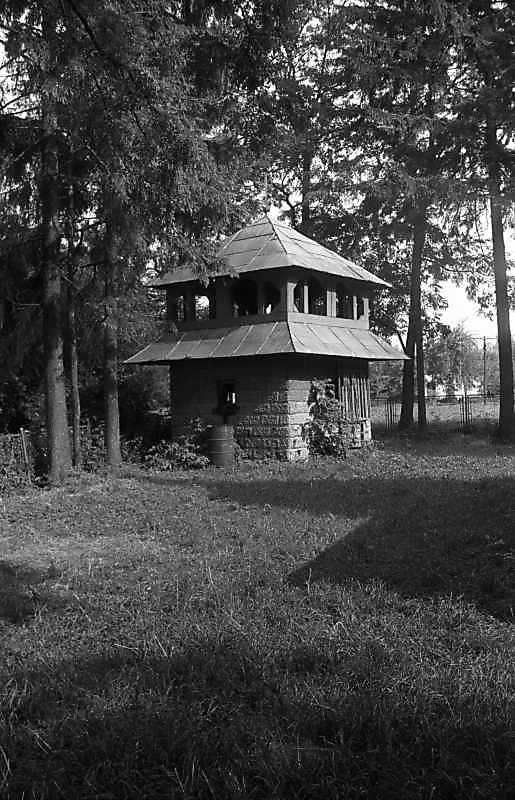 1993 р. Дзвіниця. Вигляд з північного…