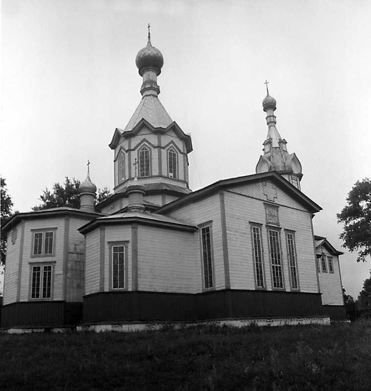 Церква св.Димитрія Ростовського