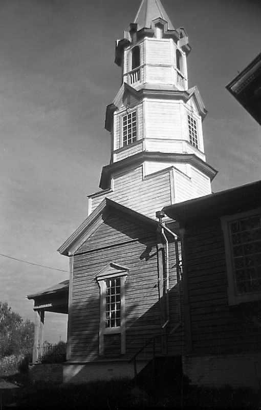 1993 р. Дзвіниця. Вигляд з південного сходу