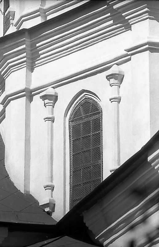 Південно-західна стіна барабану купола