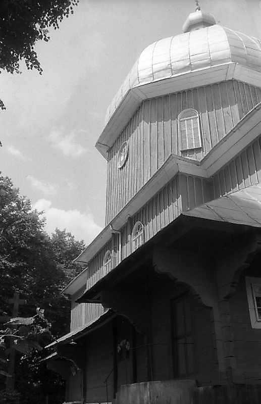 1994 р. Бічний фасад. Вигляд з позиції А2
