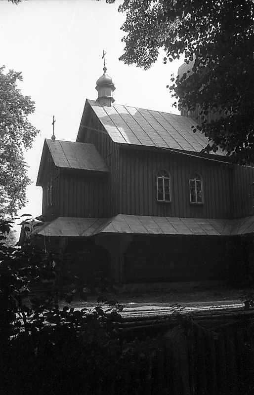 1994 р. Бабинець старої церкви. Вигляд…