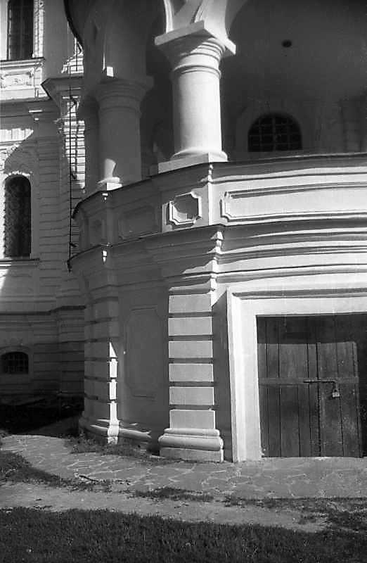 1994 р. Фрагмент південно-східного ґанку. Вигляд з позиції С2