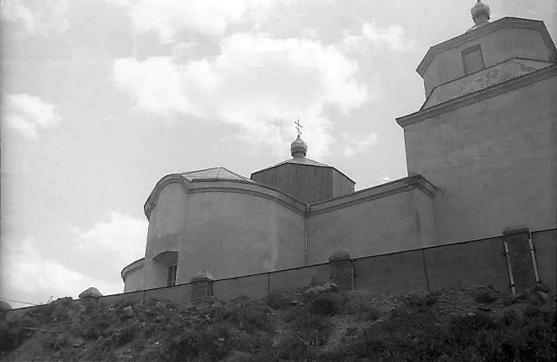 1995 р. Загальний вигляд з північного заходу