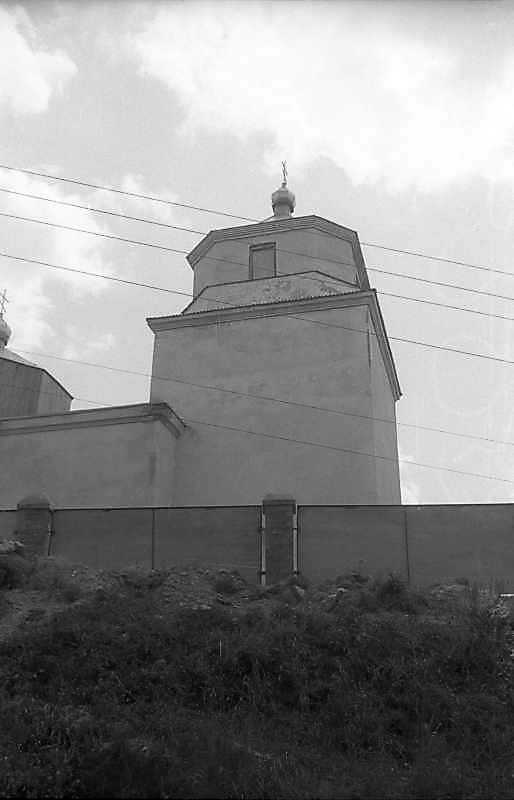 1995 р. Башта. Вигляд з півночі