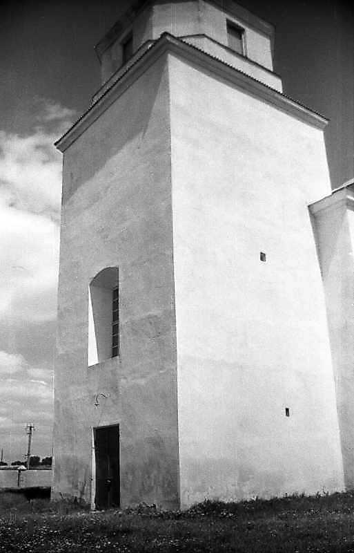 1995 р. Башта. Вигляд з південного заходу