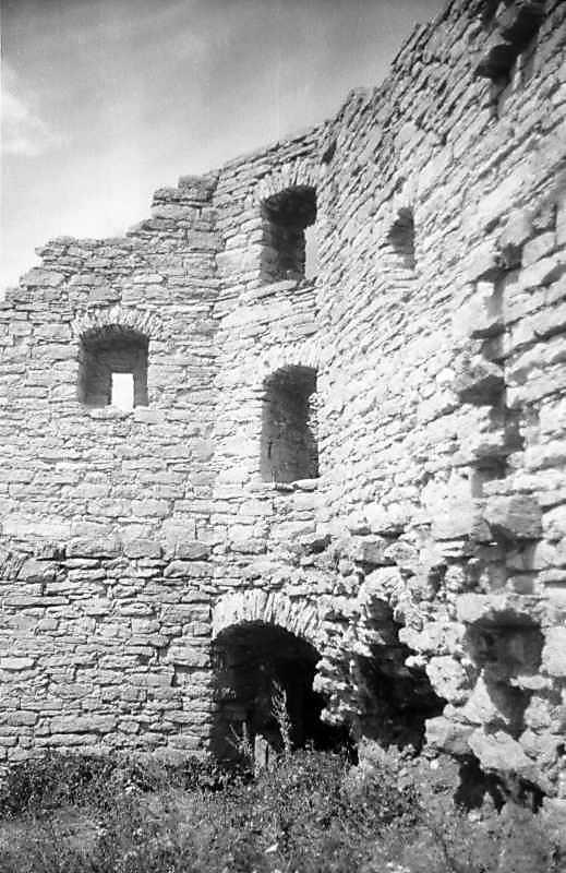 1995 р. Північна башта. Вигляд з…