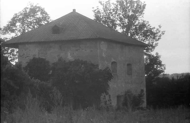 1995 р. Південно-східна башта. Вигляд…