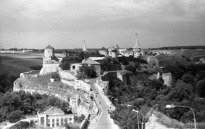 1995 р. Загальний вигляд зі сходу