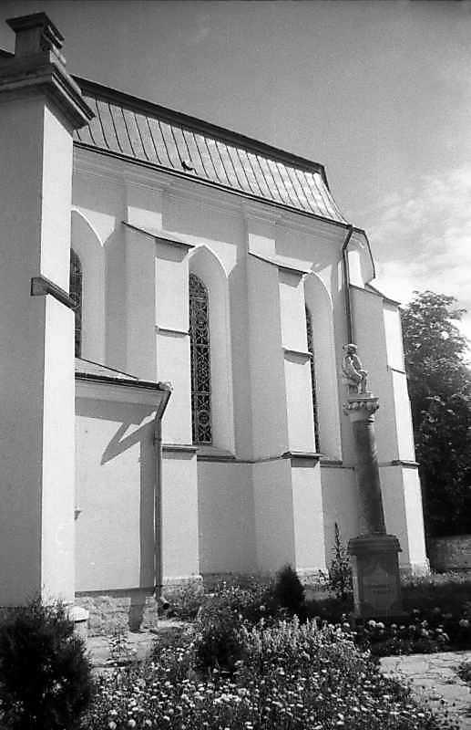 Петропавлівський костел