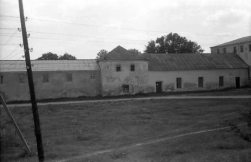 1995 р. Східне крило. Вигляд зі сходу