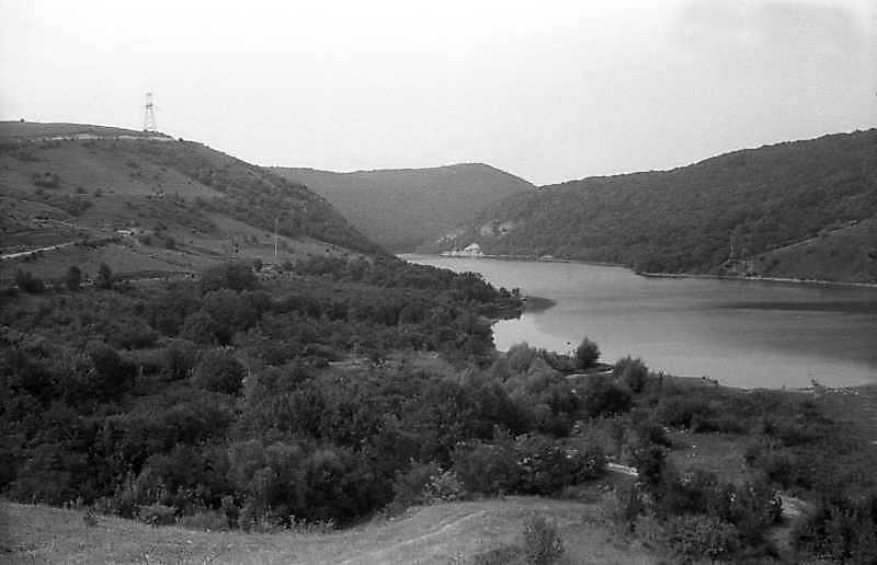 1995 р. Гирло струмка Окунь і річка…