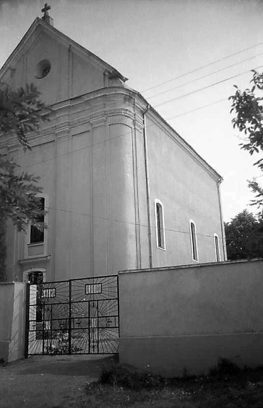 Костел діви Марії