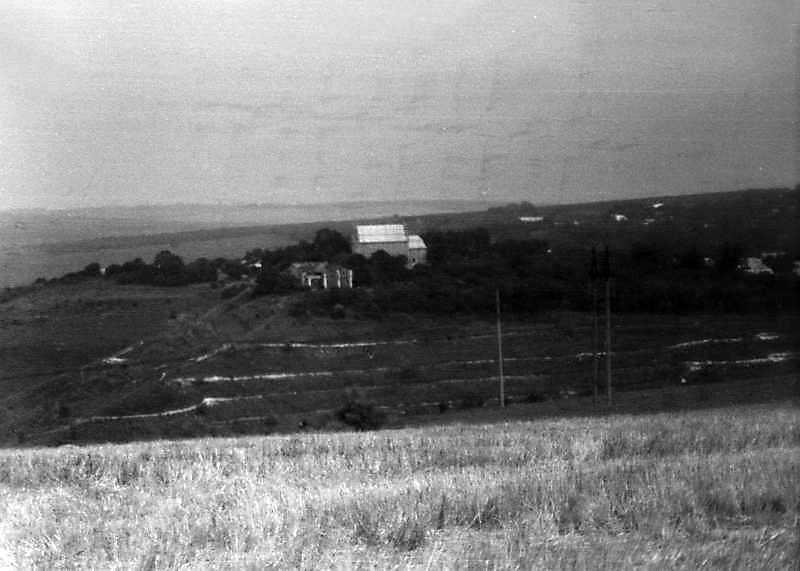 1995 р. Панорама с. Китайгород з…