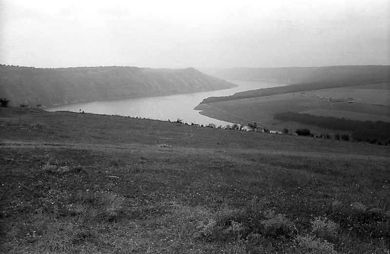 1995 р. Дністровське водосховище біля…