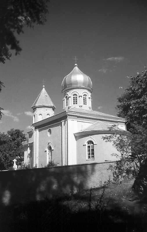 1995 р. Загальний вигляд з південного сходу