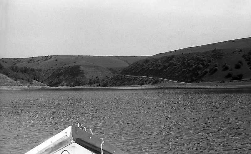 1995 р. Затоплена долина р.Студениця…