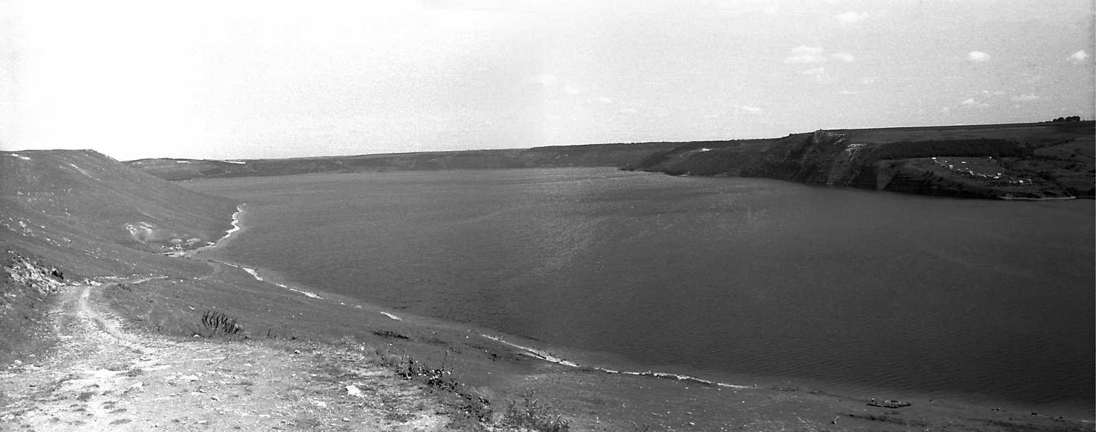 1995 р. Панорама Дністровського…