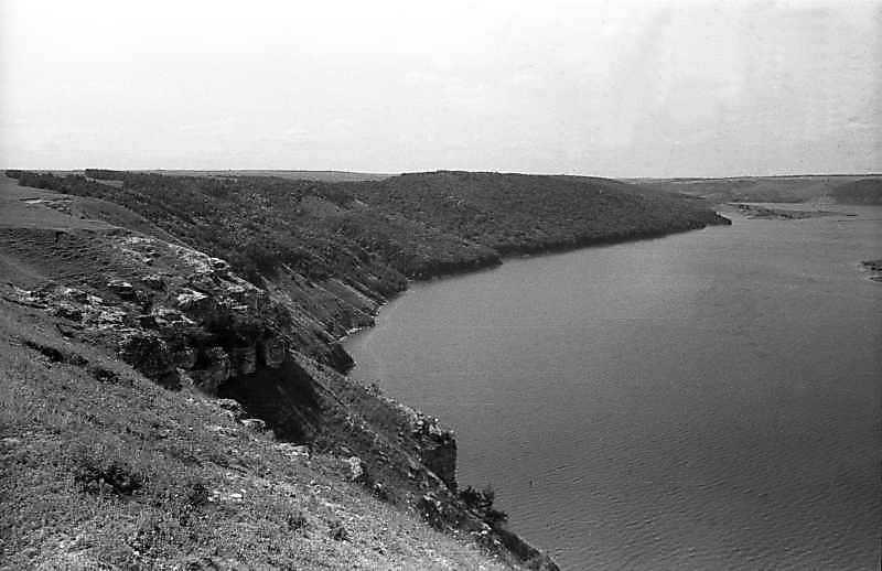 1995 р. Лука правого берега Дністра на…