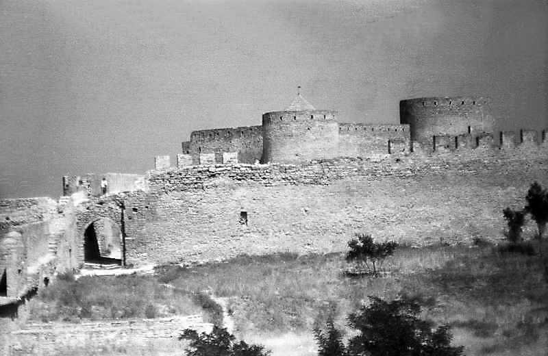 1995 р. Брама 21 і середній мур на тлі…