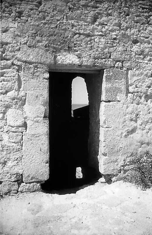 1995 р. Двері башти 18. Вигляд з…