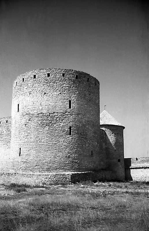 1995 р. Східні башти. Вигляд з півдня