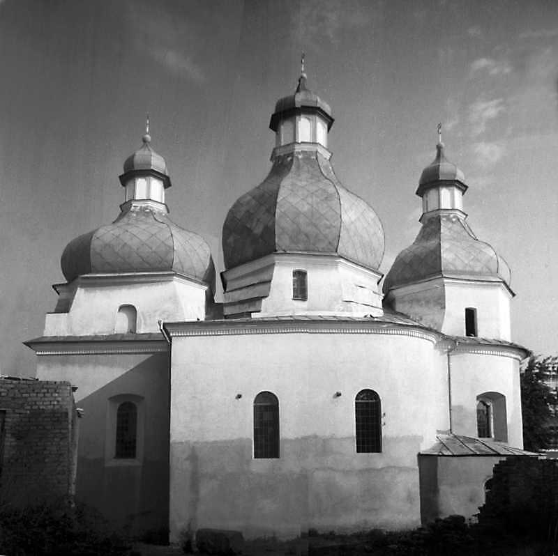 Церква св.Миколи