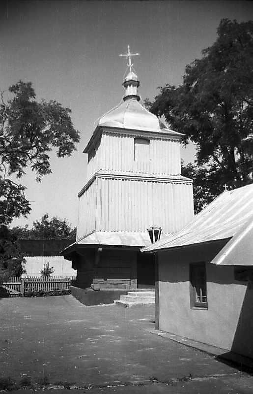 1996 р. Дзвіниця. Вигляд зі сходу
