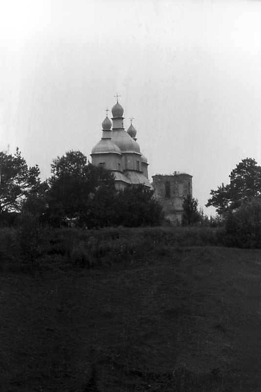 1996 р. Загальний вигляд зі сходу