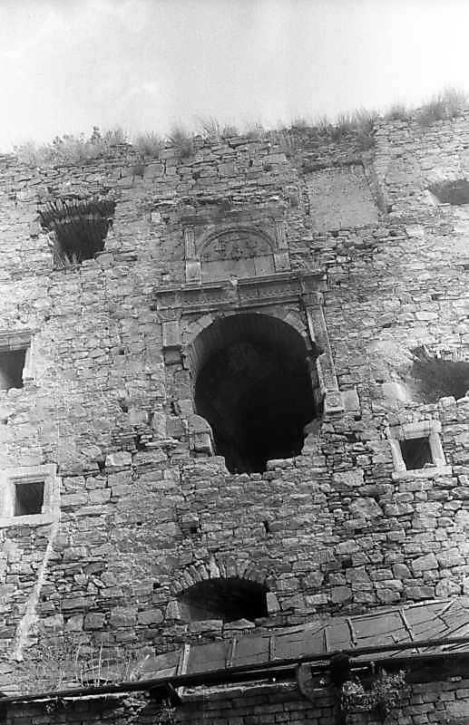 1996 р. Центральна частина башти 7.…