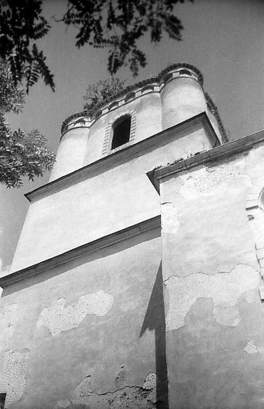 1996 р. Башта в ракурсі. Вигляд з…