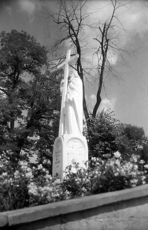 1996 р. Скульптура Ісуса Христа