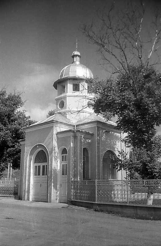 1996 р. Надбрамна каплиця. Загальний…