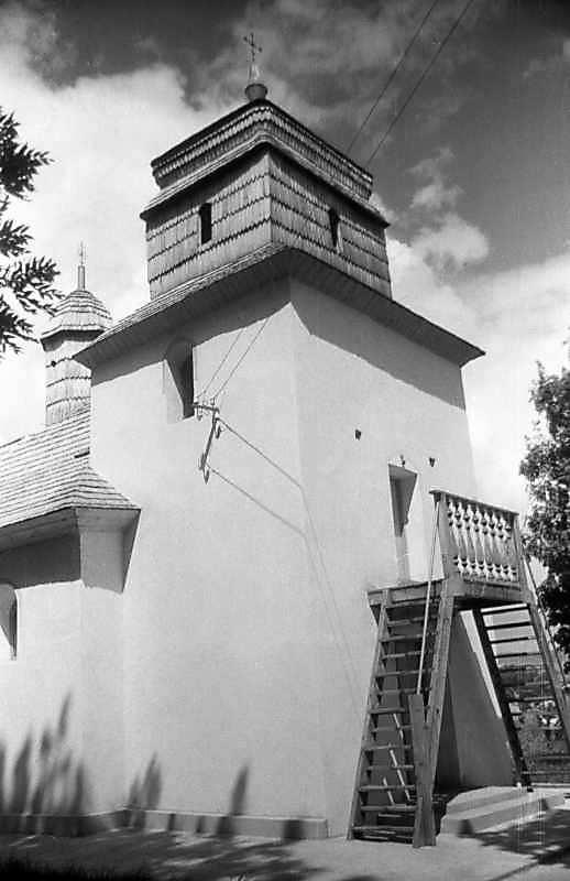 1996 р. Башта. Вигляд з південного сходу
