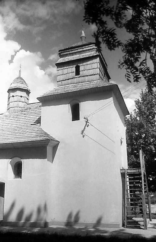 1996 р. Башта. Вигляд з півдня