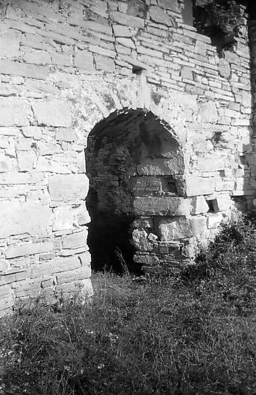 1996 р. Проріз в мурі 5. Вигляд…