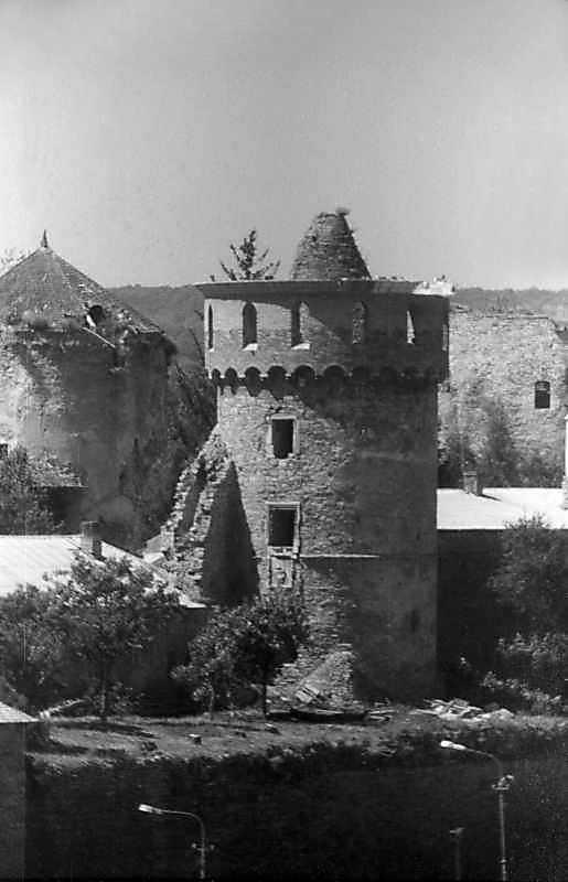 Лянцкоронська башта