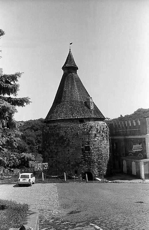 1996 р. Гончарська башта. Вигляд з…