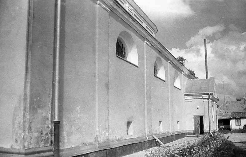 1997 р. Частина південного фасаду.…