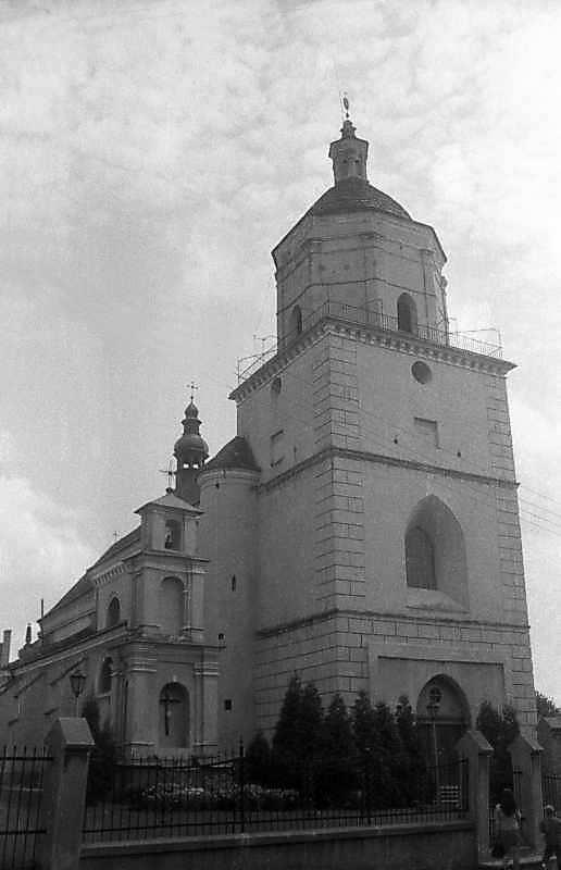 Костел св.Іоана Предтечі