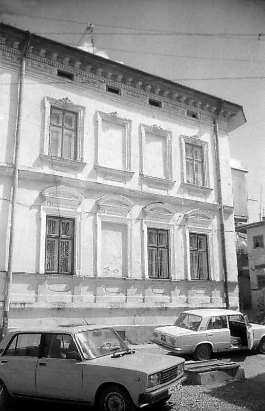 1997 р. Один із старих будинків