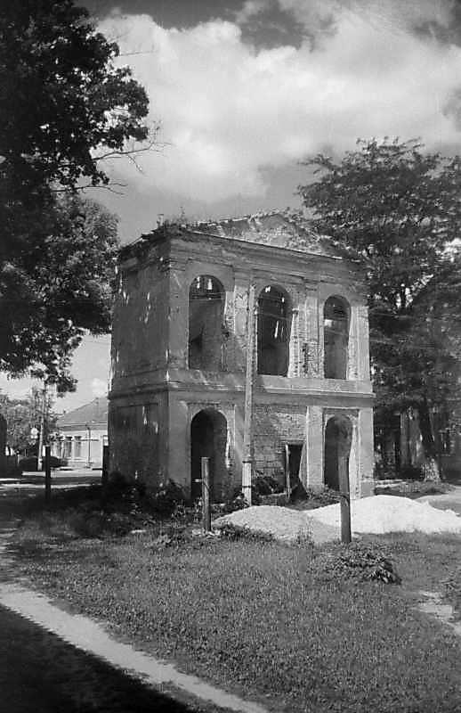 1997 р. Дзвіниця. Вигляд з південного сходу